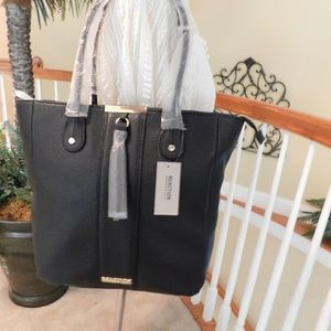 Kenneth Cole Reactions Faux Leather Norway Tote